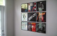 Album Cover Wall Art