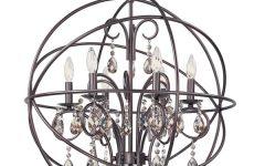 Alden 6-Light Globe Chandeliers