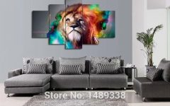 Animal Canvas Wall Art