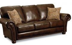 Faux Leather Sleeper Sofas