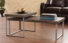 2 Piece Coffee Table Sets