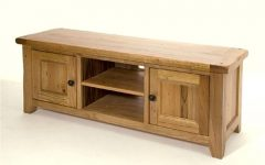 TV Stands in Oak