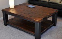 Elegant Rustic Coffee Tables
