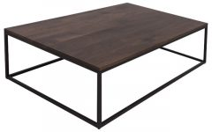 Large Rectangular Coffee Tables