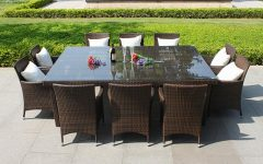 Garden Dining Tables and Chairs