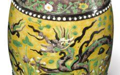 Dragon Garden Stools