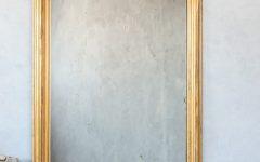 Gilt Mirror