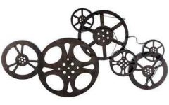 Movie Reel Wall Art