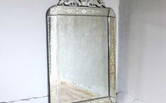 Square Venetian Mirror