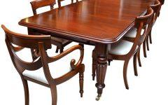 Mahogany Dining Table Sets