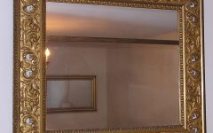 Gilt Mirrors for Sale