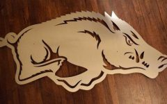 Razorback Wall Art