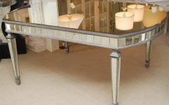 Mirrored Dining Tables