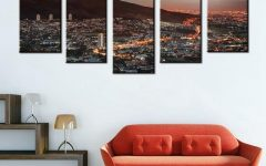 Cape Town Canvas Wall Art