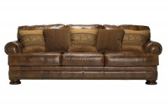 Ashley Leather Sofa Furniture