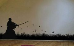 Samurai Wall Art