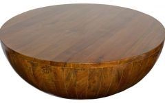 Half Circle Coffee Tables