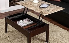 Coffee Tables With Raisable Top