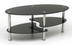 Black Glass Coffee Tables