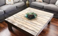 Large Rustic Coffee Tables