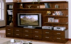 Cabinet TV Stands