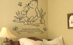Winnie the Pooh Vinyl Wall Art