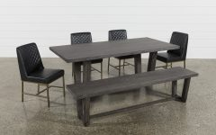 Bale 6 Piece Dining Sets With Dom Side Chairs