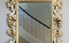 Baroque Gold Mirror