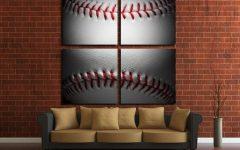 Baseball Wall Art