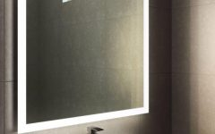 Led Illuminated Bathroom Mirrors