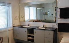 Bevelled Bathroom Mirrors