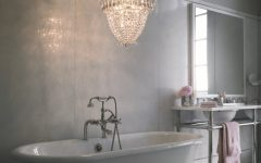 Bathroom Safe Chandeliers
