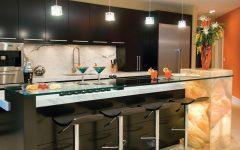 Beautiful Contemporary Home Bar Design 2014