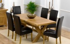 Extending Dining Room Tables and Chairs