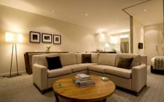 Beauty and Elegant Apartment Interior Lighting and Furniture