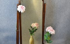 Antique Dressing Mirror Full Length