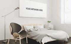 Mockup Canvas Wall Art