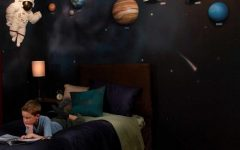 Astronaut 3D Wall Art