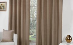 Cotton Eyelet Curtains