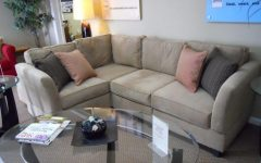 Small L-Shaped Sectional Sofas