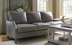 Charcoal Grey Leather Sofas