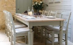 Extending Dining Table With 10 Seats