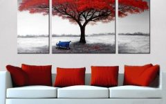 3 Piece Canvas Wall Art Sets
