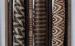 African Metal Wall Art