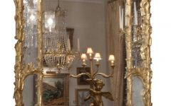 French Mirrors Antique