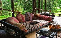Asian Style Sofas