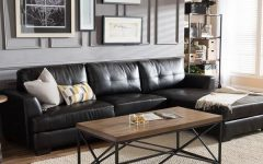 Black Sofas for Living Room
