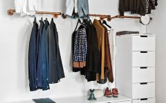 Wardrobe Hangers Storages