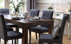 Dark Dining Tables