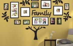 Family Photo Wall Art